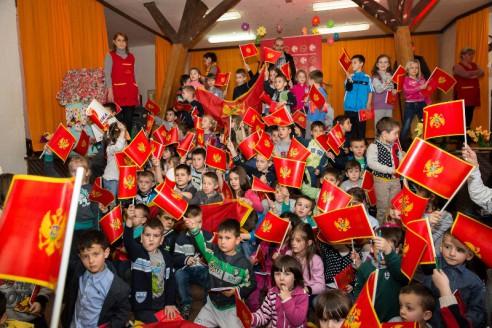 Moj izbor Crna Gora – Posjeta dječijem vrtiću u Beranama