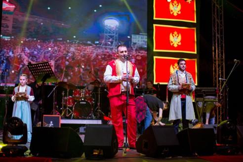 U Podgorici održana Narodna proslava Dana nezavisnosti