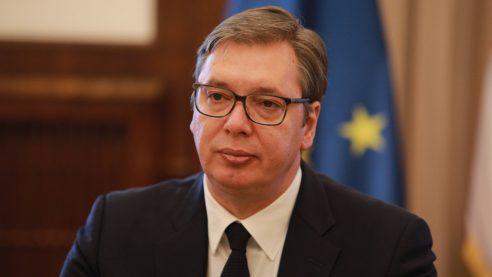 Predśednik, gospodin Aleksandar Vučić